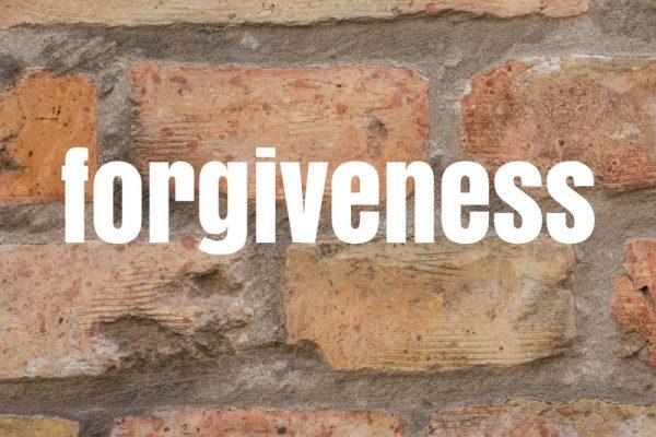 Forgiveness – Harbor Covenant Church